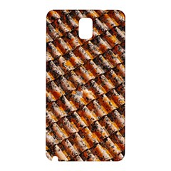 Dirty Pattern Roof Texture Samsung Galaxy Note 3 N9005 Hardshell Back Case by Nexatart