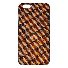 Dirty Pattern Roof Texture Iphone 6 Plus/6s Plus Tpu Case by Nexatart