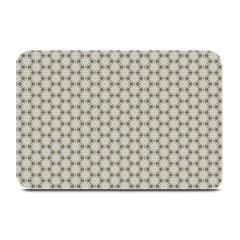 Background Website Pattern Soft Plate Mats by Nexatart