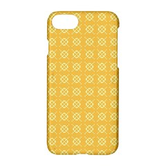 Pattern Background Texture Apple Iphone 7 Hardshell Case by Nexatart