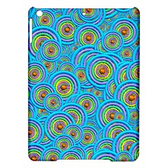 Digital Art Circle About Colorful Ipad Air Hardshell Cases by Nexatart