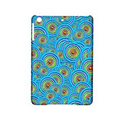 Digital Art Circle About Colorful Ipad Mini 2 Hardshell Cases by Nexatart