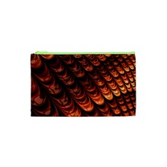 Fractal Mathematics Frax Cosmetic Bag (xs) by Nexatart
