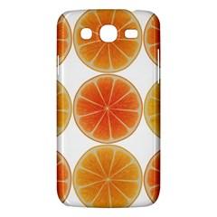 Orange Discs Orange Slices Fruit Samsung Galaxy Mega 5 8 I9152 Hardshell Case  by Nexatart
