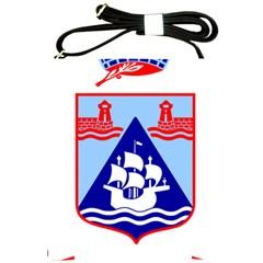Haifa Coat Of Arms  Shoulder Sling Bags by abbeyz71