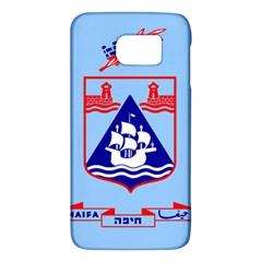 Flag Of Haifa Galaxy S6 by abbeyz71