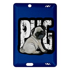 Pug Amazon Kindle Fire Hd (2013) Hardshell Case by Valentinaart