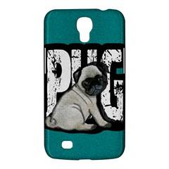 Pug Samsung Galaxy Mega 6 3  I9200 Hardshell Case by Valentinaart