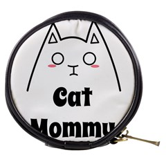 Love My Cat Mommy Mini Makeup Bags by Catifornia