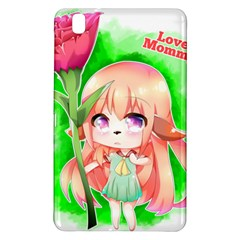 Happy Mother s Day Furry Girl Samsung Galaxy Tab Pro 8 4 Hardshell Case by Catifornia
