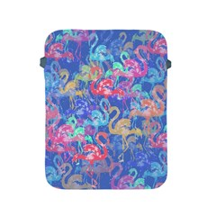Flamingo Pattern Apple Ipad 2/3/4 Protective Soft Cases by Valentinaart