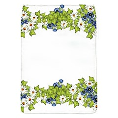 Birthday Card Flowers Daisies Ivy Flap Covers (s)  by Nexatart