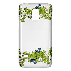 Birthday Card Flowers Daisies Ivy Galaxy S5 Mini by Nexatart