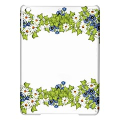 Birthday Card Flowers Daisies Ivy Ipad Air Hardshell Cases