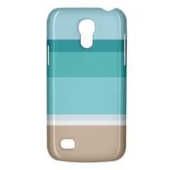 Dachis Beach Line Blue Water Galaxy S4 Mini by Mariart