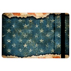 Grunge Ripped Paper Usa Flag Ipad Air 2 Flip by Mariart