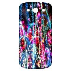 Fireworks Rainbow Samsung Galaxy S3 S Iii Classic Hardshell Back Case by Mariart