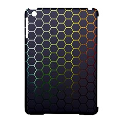 Hexagons Honeycomb Apple Ipad Mini Hardshell Case (compatible With Smart Cover) by Mariart