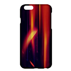Perfection Graphic Colorful Lines Apple Iphone 6 Plus/6s Plus Hardshell Case by Mariart
