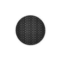 Rabstol Net Black White Space Light Golf Ball Marker (4 Pack) by Mariart