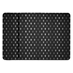 Rabstol Net Black White Space Light Samsung Galaxy Tab 8 9  P7300 Flip Case by Mariart