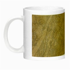 Abstract Forest Trees Age Aging Night Luminous Mugs by Nexatart