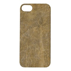 Abstract Forest Trees Age Aging Apple Iphone 5s/ Se Hardshell Case by Nexatart