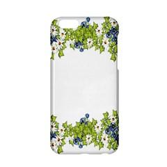 Birthday Card Flowers Daisies Ivy Apple Iphone 6/6s Hardshell Case by Nexatart