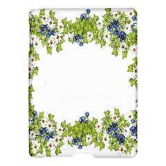 Birthday Card Flowers Daisies Ivy Samsung Galaxy Tab S (10 5 ) Hardshell Case  by Nexatart