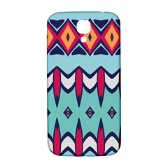 Rhombus hearts and other shapes       Samsung Note 2 N7100 Hardshell Back Case by LalyLauraFLM