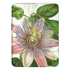 Passion Flower Flower Plant Blossom Samsung Galaxy Tab 3 (10 1 ) P5200 Hardshell Case  by Nexatart