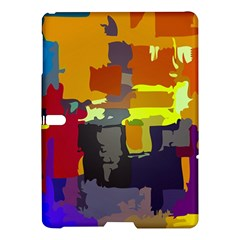 Abstract Vibrant Colour Samsung Galaxy Tab S (10 5 ) Hardshell Case  by Nexatart