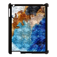 Painted Texture        Apple Ipad Mini Hardshell Case (compatible With Smart Cover) by LalyLauraFLM