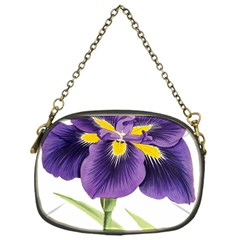 Lily Flower Plant Blossom Bloom Chain Purses (one Side)  by Nexatart