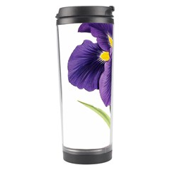 Lily Flower Plant Blossom Bloom Travel Tumbler by Nexatart