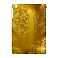 Beer Beverage Glass Yellow Cup Apple Ipad Mini Hardshell Case (compatible With Smart Cover) by Nexatart