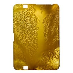 Beer Beverage Glass Yellow Cup Kindle Fire Hd 8 9  by Nexatart