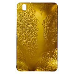 Beer Beverage Glass Yellow Cup Samsung Galaxy Tab Pro 8 4 Hardshell Case by Nexatart