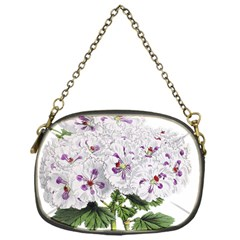 Flower Plant Blossom Bloom Vintage Chain Purses (one Side)  by Nexatart
