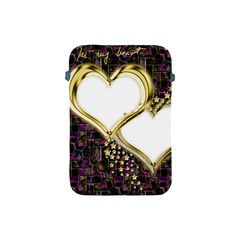 Lover Romantic Couple Apart Apple Ipad Mini Protective Soft Cases by Nexatart