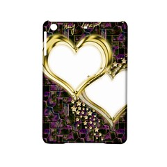 Lover Romantic Couple Apart Ipad Mini 2 Hardshell Cases by Nexatart