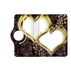 Lover Romantic Couple Apart Kindle Fire Hd (2013) Flip 360 Case by Nexatart