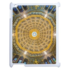 Arches Architecture Cathedral Apple Ipad 2 Case (white) by Nexatart