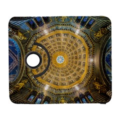 Arches Architecture Cathedral Galaxy S3 (flip/folio) by Nexatart