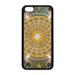 Arches Architecture Cathedral Apple Iphone 5c Seamless Case (black) by Nexatart