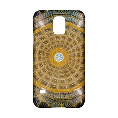 Arches Architecture Cathedral Samsung Galaxy S5 Hardshell Case  by Nexatart