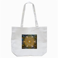 Arches Architecture Cathedral Tote Bag (white) by Nexatart