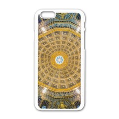 Arches Architecture Cathedral Apple Iphone 6/6s White Enamel Case by Nexatart