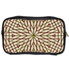 Kaleidoscope Online Triangle Toiletries Bags by Nexatart