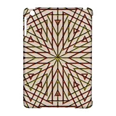 Kaleidoscope Online Triangle Apple Ipad Mini Hardshell Case (compatible With Smart Cover) by Nexatart